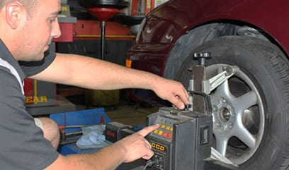 wheel alignment collinsville illinois